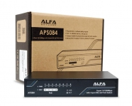 Alfa Network APS084 Desktop Ethernet Switch